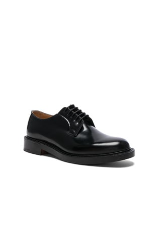 x Church's Classic Logo Leather Derbies