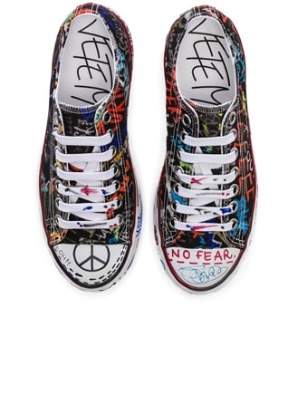 Graffiti Low Tops