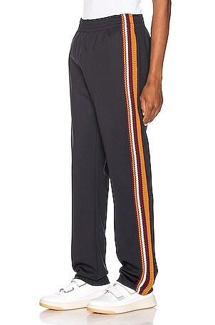 Crochet Stripe Trackpants
