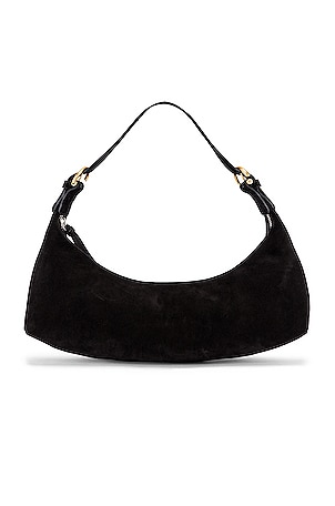 Mara Suede Leather Bag