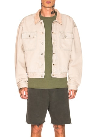 Season 6 Flannel Lined Denim Jacket