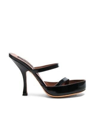 Leather Stephania Sandals