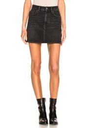 Caitlyn Denim Skirt