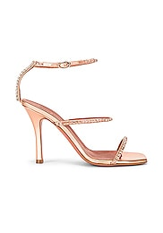 Gilda Hologram Leather Sandal