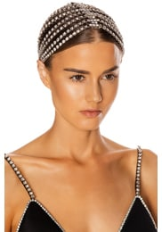 Crystal Cupchain Hairpiece