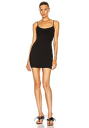 Tailored Cami Dress