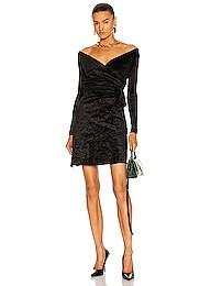 Wrap Stretch Dress