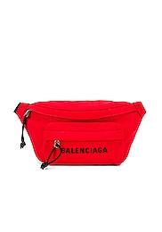 S Wheel Logo Belt Bag