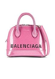 XXS Glitter Ville Top Handle Bag