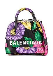 XXS Floral Ville Top Handle Bag