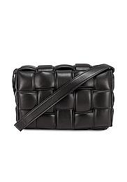 Padded Cassette Crossbody Bag