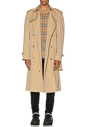 Heritage Refresh Raglan Trench Coat