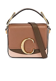 Mini C Square Bag