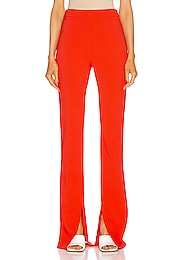 High Waisted Pant Flare Pant