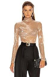 Sequins Bodysuit
