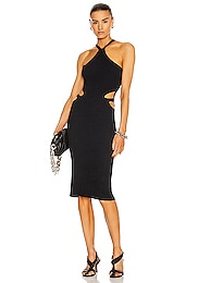 Lustrate Fork Dress
