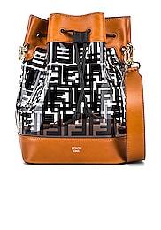 Mon Tresor Logo Crossbody Bag