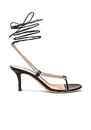 Chain Tie Sandals
