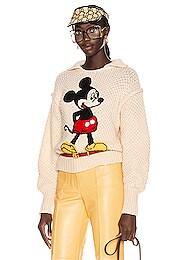 Mickey Long Sleeve Sweater