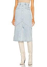 Pomano Skirt