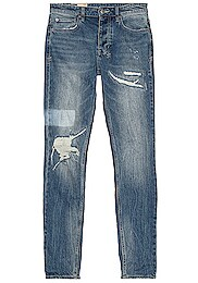 Chitch Rage Ripped Jean