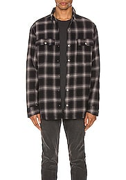 Strata Quilted Check Shirt