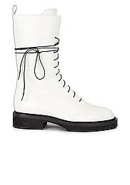 Conley Lace Up Combat Boots