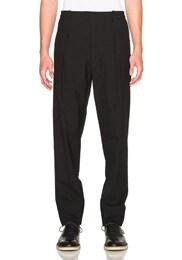 Lightweight Virgin Wool Elasticated Pants