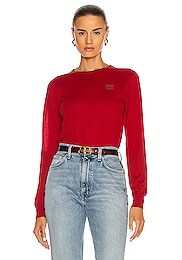 Anagram Crewneck Sweater