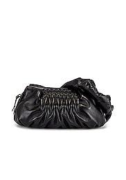 Ruched Shoulder Bag