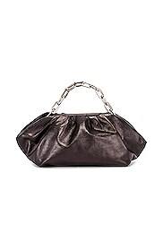 Pleated Clutch Bag