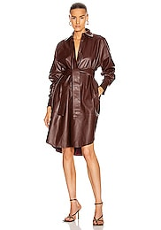 Bologna Leather Dress