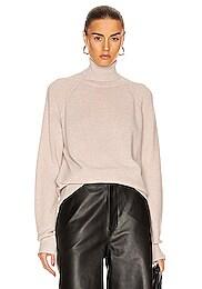 Jeremy Long Sleeve Roll Neck Sweater
