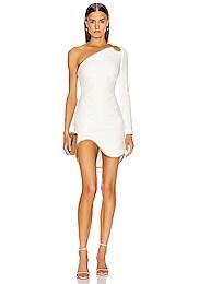 Dianna One Shoulder Mini Dress