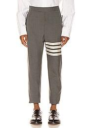 4 Bar Backstrap Trouser