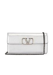 Valentino Garavani VSling Wallet on Chain Bag