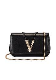 V Crossbody Bag