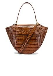 Medium Hortensia Leather Bag